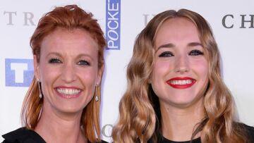 Alexandra Lamy, «très fière» de sa fille Chloé Jouannet qui a choisi d'être comédienne