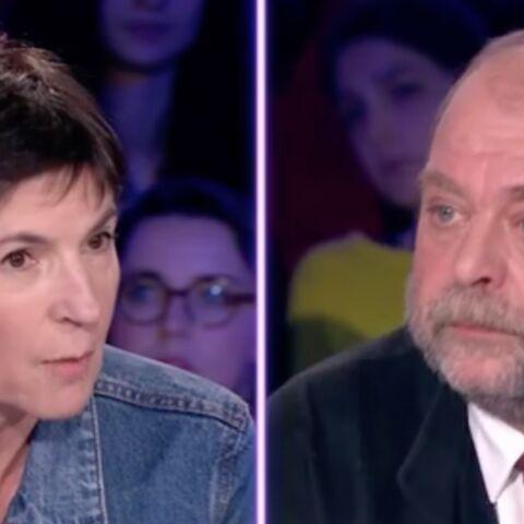 ONPC – Le gros clash entre Christine Angot et Éric Dupont-Moretti: «Je trouve ça d'une violence incroyable»