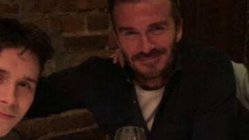 PHOTOS – David, Victoria et Brooklyn Beckham réunis pour une grande occasion, Gad Elmaleh fier de son fils Noé, Alyssa Milano, gros câlin a son petit Milo… Hot, insolite ou drôle, la semaine des stars en images