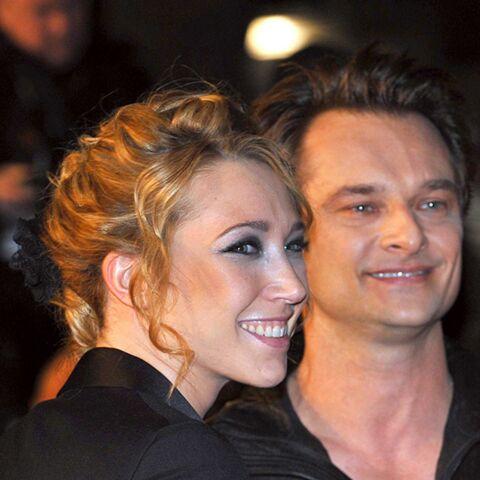 Laura Smet et David Hallyday ont écouté «quelques chansons de façon informelle» de l'album posthume de Johnny