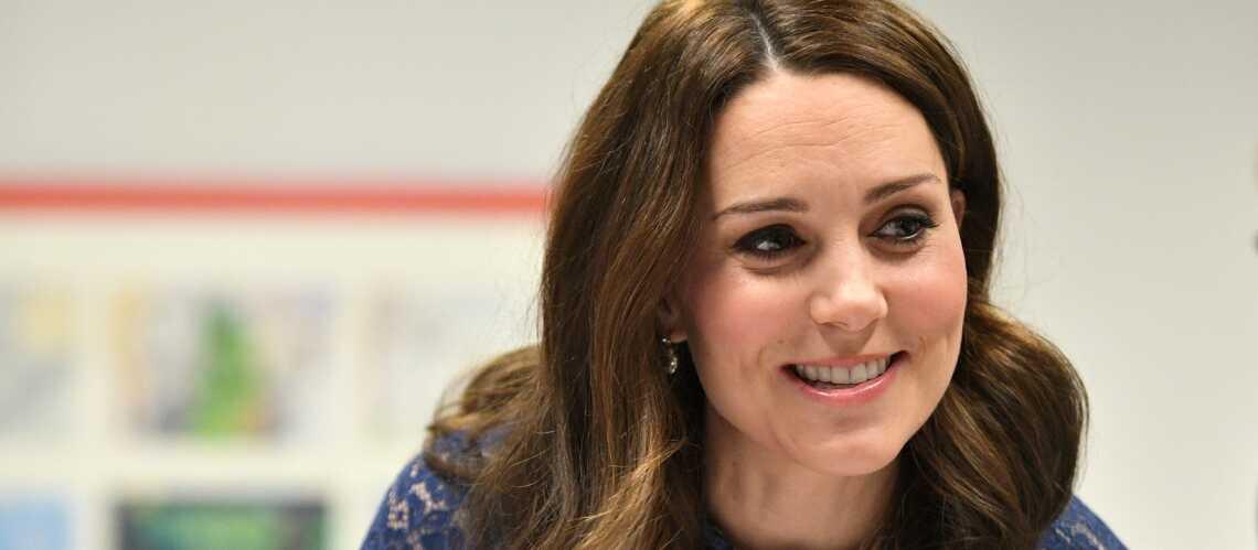 La taille des doigts de Kate Middleton au cœur d'une folle polémique