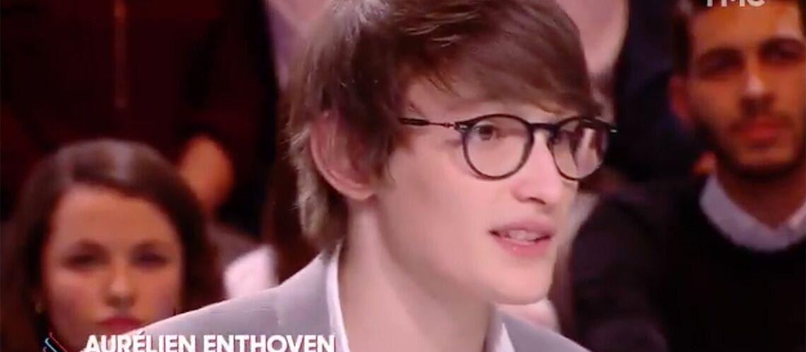 VIDEO – Victime d'attaques antisémites, le fils de Carla Bruni et Raphaël Enthoven réagit et saisit la justice