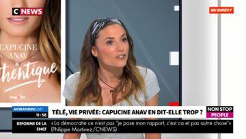VIDEO – Capucine Anav confie s'être fait avorter à 17 ans