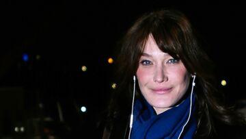 Carla Bruni, une louve pour ses enfants Aurélien et Giulia: «Si quelqu'un touche à un de leurs cheveux, je le tue moi-même»