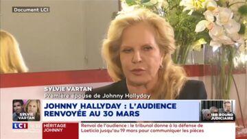 VIDEO – Sylvie Vartan, «sceptique» face aux six testaments de Johnny Hallyday: «Ca ne montre pas une sérénité particulière»