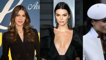 Coupe de cheveux: Iris Mittenare, Kendall Jenner, Meghan Markle… 30 idées coiffures à réaliser avec un fer à lisser