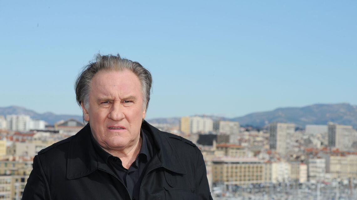 VIDEO: Gérard Depardieu vote pour les élections présidentielles russes