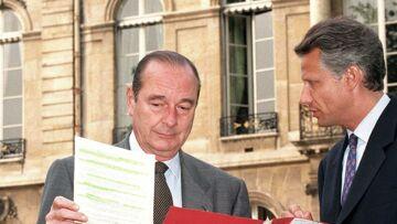 «Jacques Chirac va aussi bien que possible»: Dominique de Villepin peu loquace sur la santé de l'ancien président