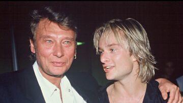 David Hallyday a failli ne jamais travailler avec son père sur l'album Sang pour Sang