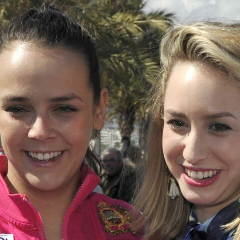 PHOTOS – Stéphanie de Monaco, premier soutien pour sa fille Pauline Ducruet et sa nièce Jazmin Grace Grimaldi pour le Rallye Aïcha des Gazelles