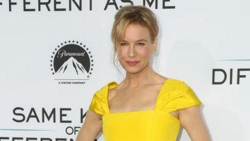 PHOTO – Découvrez pour quel grand rôle Renée Zellweger doit se transformer en brune