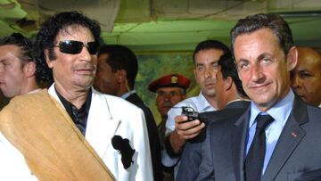 VIDEO – En 2012, Nicolas Sarkozy s'énervait face à Laurence Ferrari lorsqu'on lui posait une question sur Kadhafi
