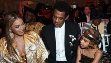 PHOTOS – Blue-Ivy Carter, ravissante en sosie glamour de sa mère, Beyoncé