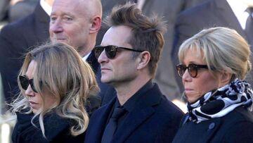 VIDEO – Comment Brigitte Macron a empêché David Hallyday et Laura Smet de «boycotter» l'hommage à Johnny