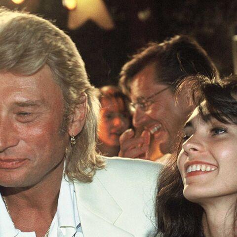 Johnny Hallyday avait promis à Adeline Blondieau de l'épouser quand elle avait 5 ans