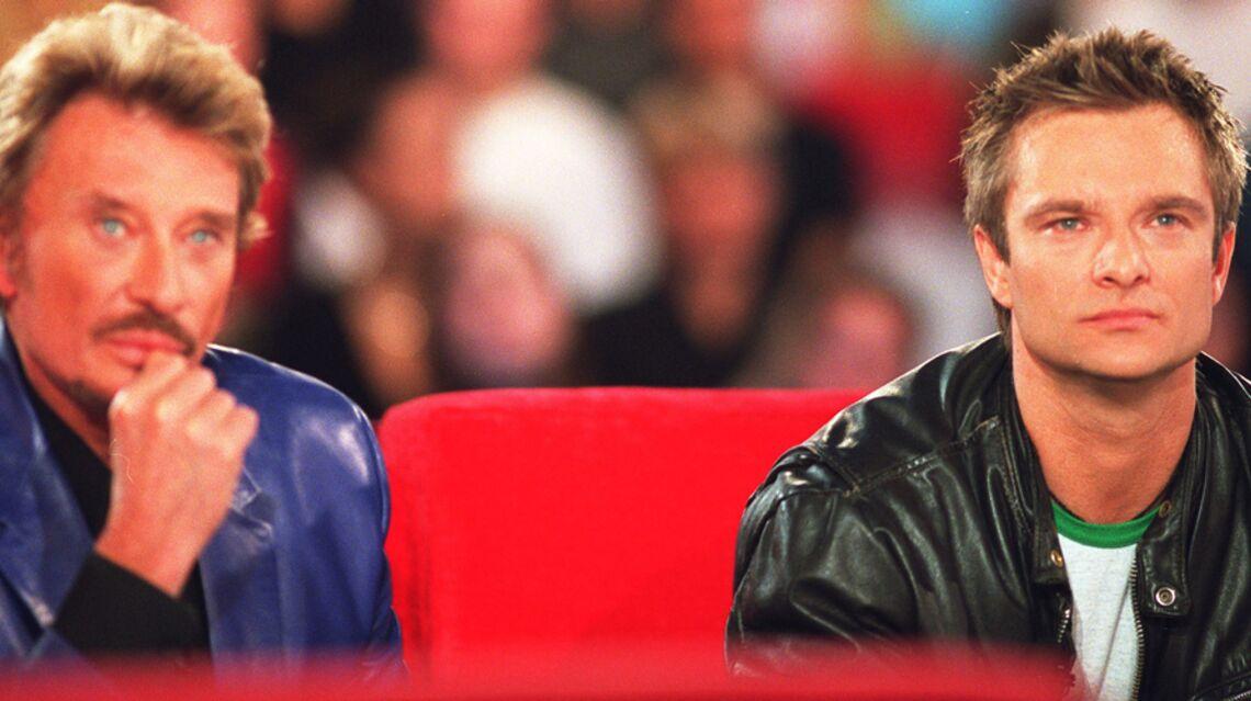VIDEO – Johnny Hallyday distant avec son fils David: les mots d'amour qui lui ont tant manqué