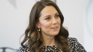 PHOTOS – Kate Middleton sa tenue WTF pour sa dernière apparition avant son congé maternité