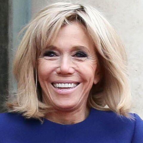 Quand Brigitte Macron passe prendre l'apéro pendant les dîners secrets de son mari