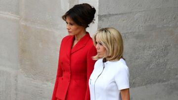 Brigitte Macron et Melania Trump: pourquoi elles s'apprécient