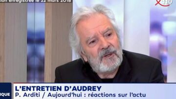 VIDEO – Testament de Johnny Hally­day : Pierre Arditi, « choqué » et « perturbé » par les déchi­re­ments du clan