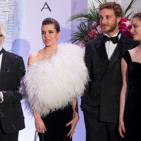 PHOTOS: Charlotte Casiraghi, Béatrice Borroméo, Caroline de Monaco… les plus beaux looks du Bal de la rose 2018