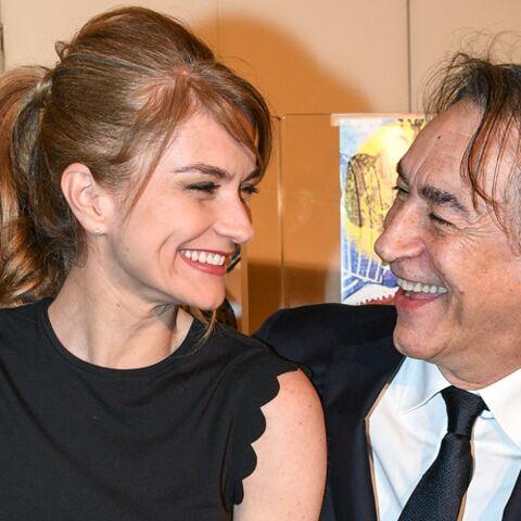 PHOTOS – Richard Berry amoureux, qui est sa femme Pascale Louange