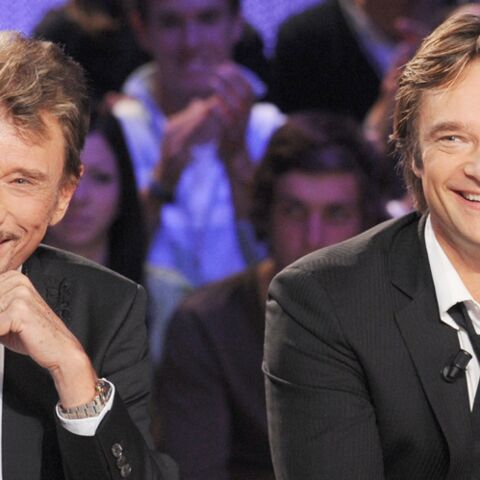Johnny Hallyday jaloux de la relation de David et Tony Scotti