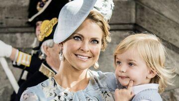 PHOTO – L'adorable cliché du prince Nicolas, le petit garçon de Madeleine de Suède