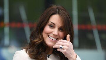 PHOTO – L'indice qui fait penser que Kate Middleton va bientôt accoucher
