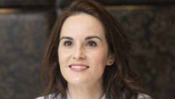 Michelle Dockery alias Lady Mary de Downton Abbey honorée par CANNESERIES