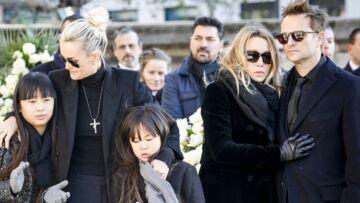 VIDEO – Laeticia Hallyday n'avait plus de nouvelles de David et Laura depuis l'enterrement à St-Barth
