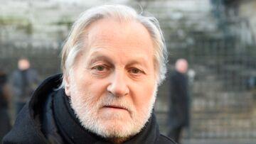 VIDEO – Jean-Jacques Debout: Sa dernière rencontre avec Johnny Hallyday aux obsèques de Mireille Darc