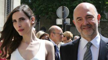 PHOTOS – Pierre Moscovici bientôt papa à 60 ans, qui est sa femme Anne-Michelle Bastéri?