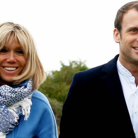 Le week-end très médiatique d'Emmanuel et Brigitte Macron au Touquet