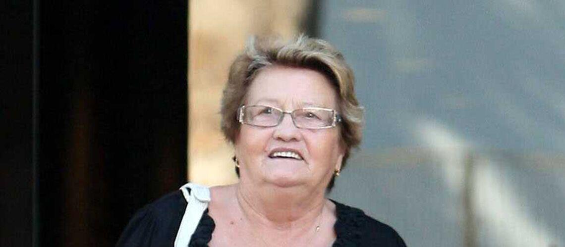 La grand-mère de Laeticia Hallyday terrée chez elle, Mamie Rock sort ...