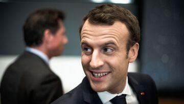 Pourquoi Emmanuel Macron est la cible de moqueries après une étrange petite phrase