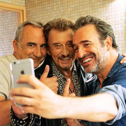 Chacun sa vie: la dernière scène de Johnny Hallyday au cinéma racontée par Jean Dujardin