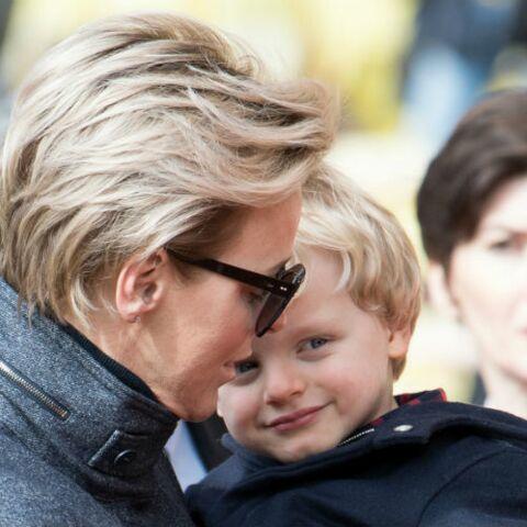 PHOTOS – Gabriella et Jacques, les jumeaux de Charlène de Monaco craquants et très stylés