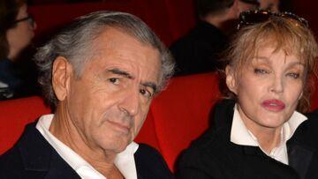 VIDEO – Arielle Dombasle: sa déclaration d'amour incroyable à Bernard-Henri Lévy