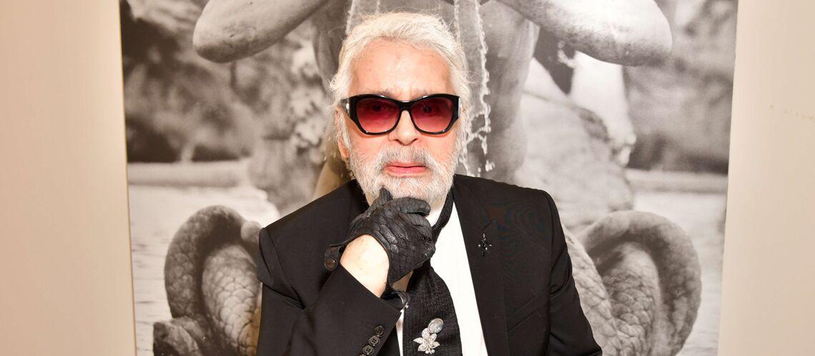 Pourquoi Karl Lagerfeld S Est Laiss 233 Pousser La Barbe Gala