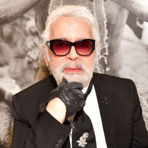 Pourquoi Karl Lagerfeld s'est laissé pousser la barbe?