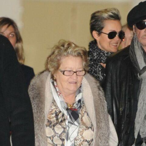 Mamie Rock une «grand-mère grippe-sou»? Le vrai visage de la grand-mère de Laeticia Hallyday