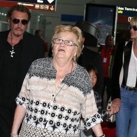 Mamie Rock, la grand-mère de Laeticia Hallyday malade, elle doit se faire opérer