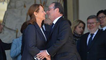 L'échange émouvant de Ségolène Royal et François Hollande en conseil des ministres