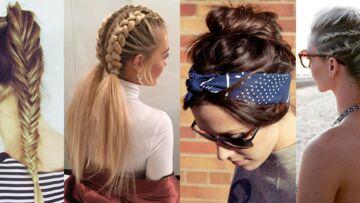 Cheveux Volumineux 30 Coiffures Pour Dompter Votre Criniere Gala