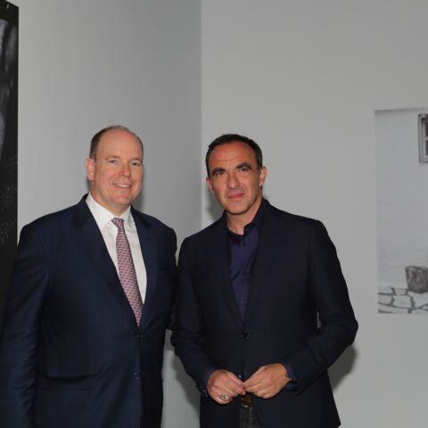 EXCLU.  Nikos Aliagas et le prince Albert II réunis à Monaco: ce qu'ils se sont dit!