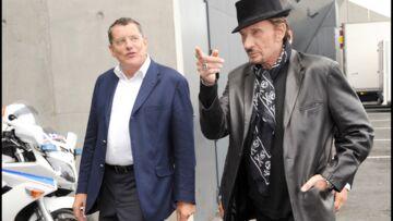 Le jour où Jean-Claude Camus et Johnny Hallyday ont failli en venir aux mains devant Jacques Chirac