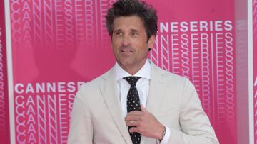 VIDEO – Patrick Dempsey superstar du festival CANNESERIES