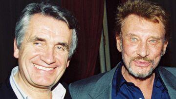 Johnny Hallyday et son producteur Gilbert Coullier, l'histoire d'une amitié sans faille