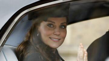 Kate Middleton: les signes de l'accouchement sont imminents